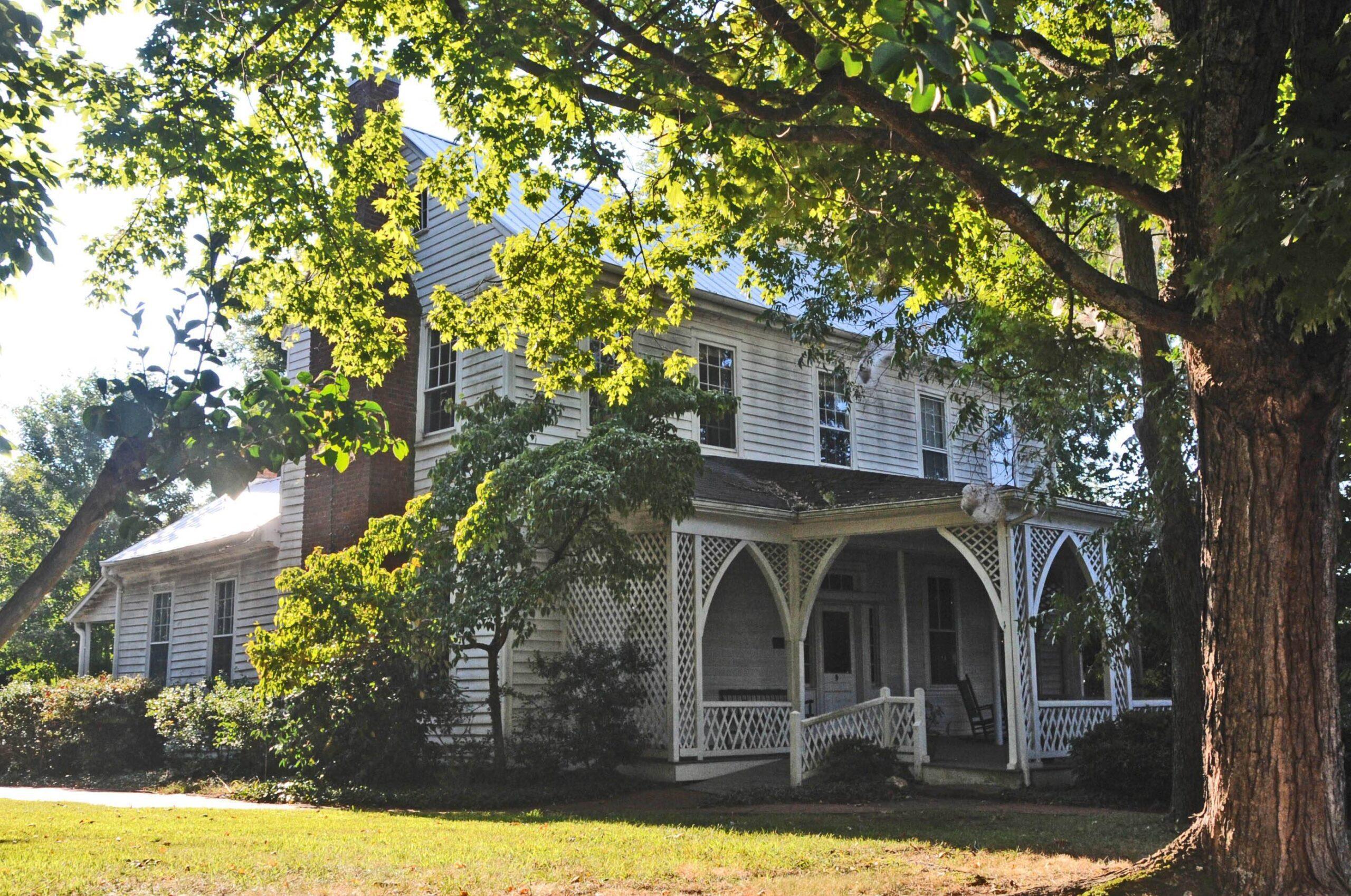 Pittsboro NC historic district